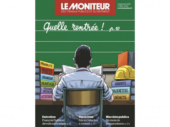 Le Moniteur - Septembre 2016